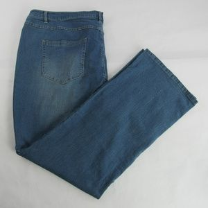 Denim 24/7 Jeans Straight Leg Tall Stretch
